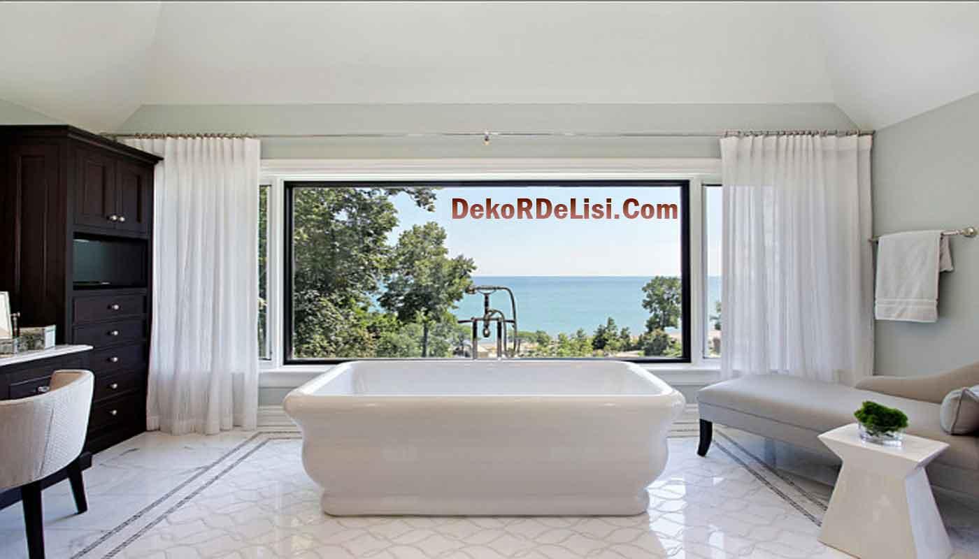 banyo tadilat dekorasyon