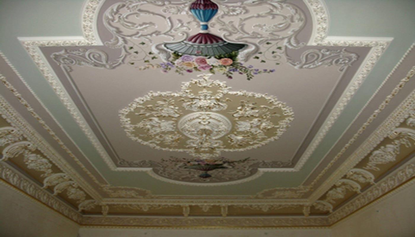 alçı-dekorasyonlar