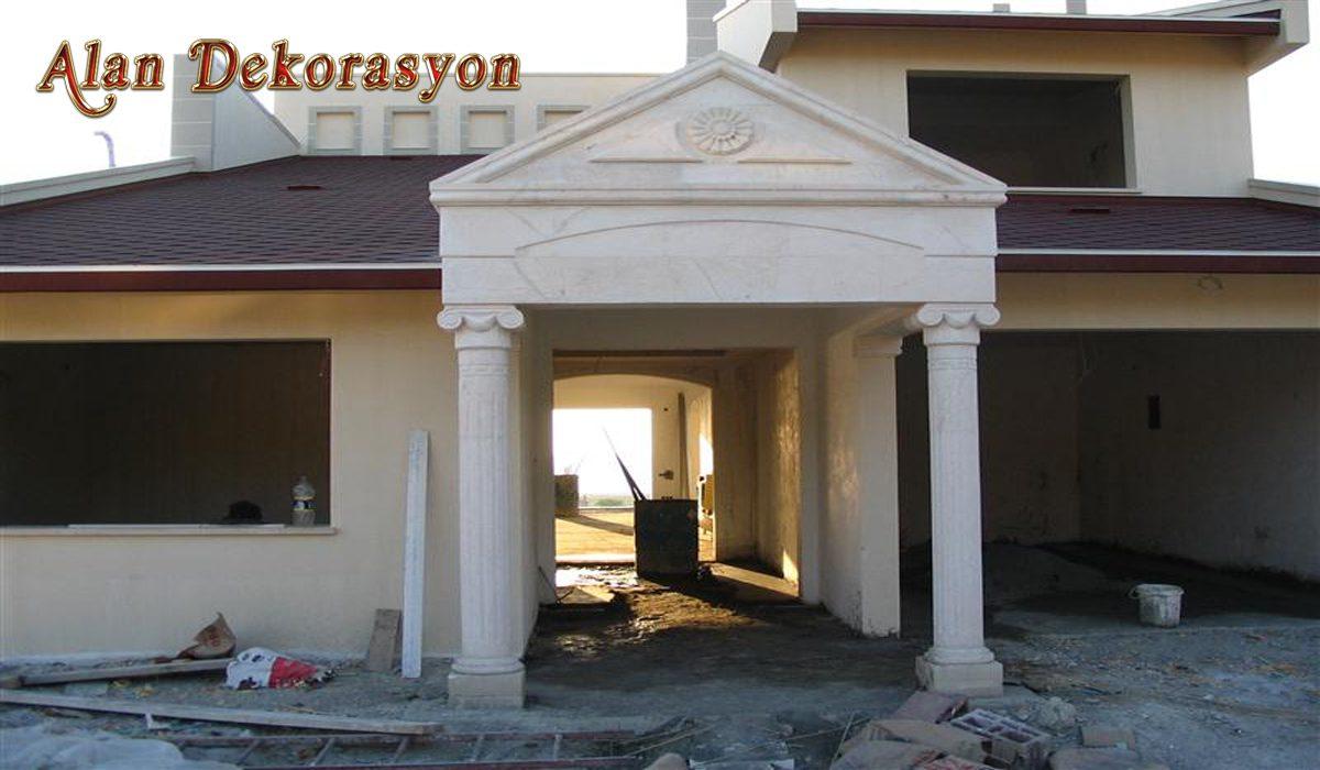 villa giriş kapıları