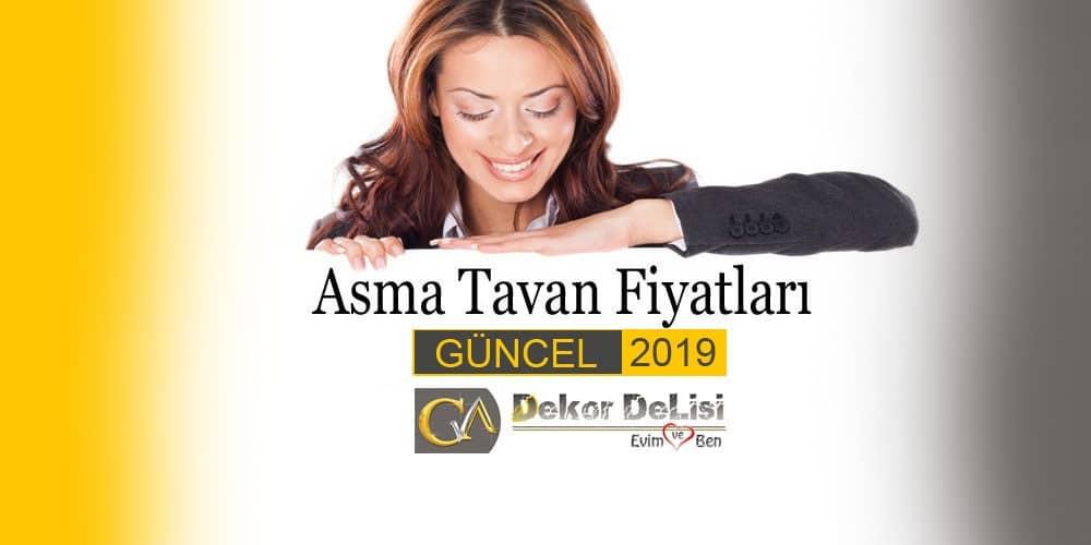 asma tavan fiyatları 2019 Ankara
