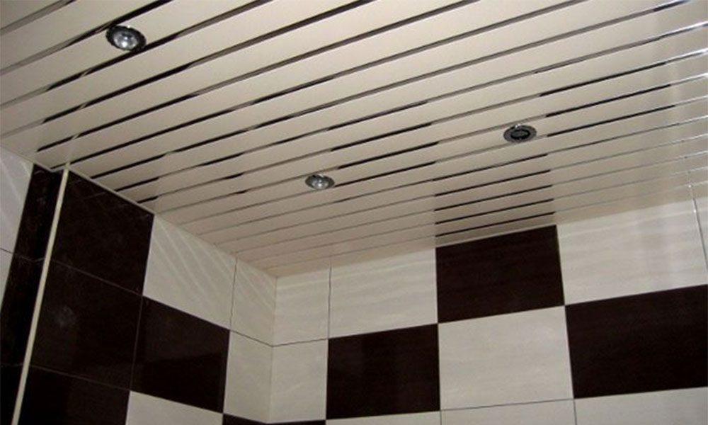 Banyo asma tavanları 1