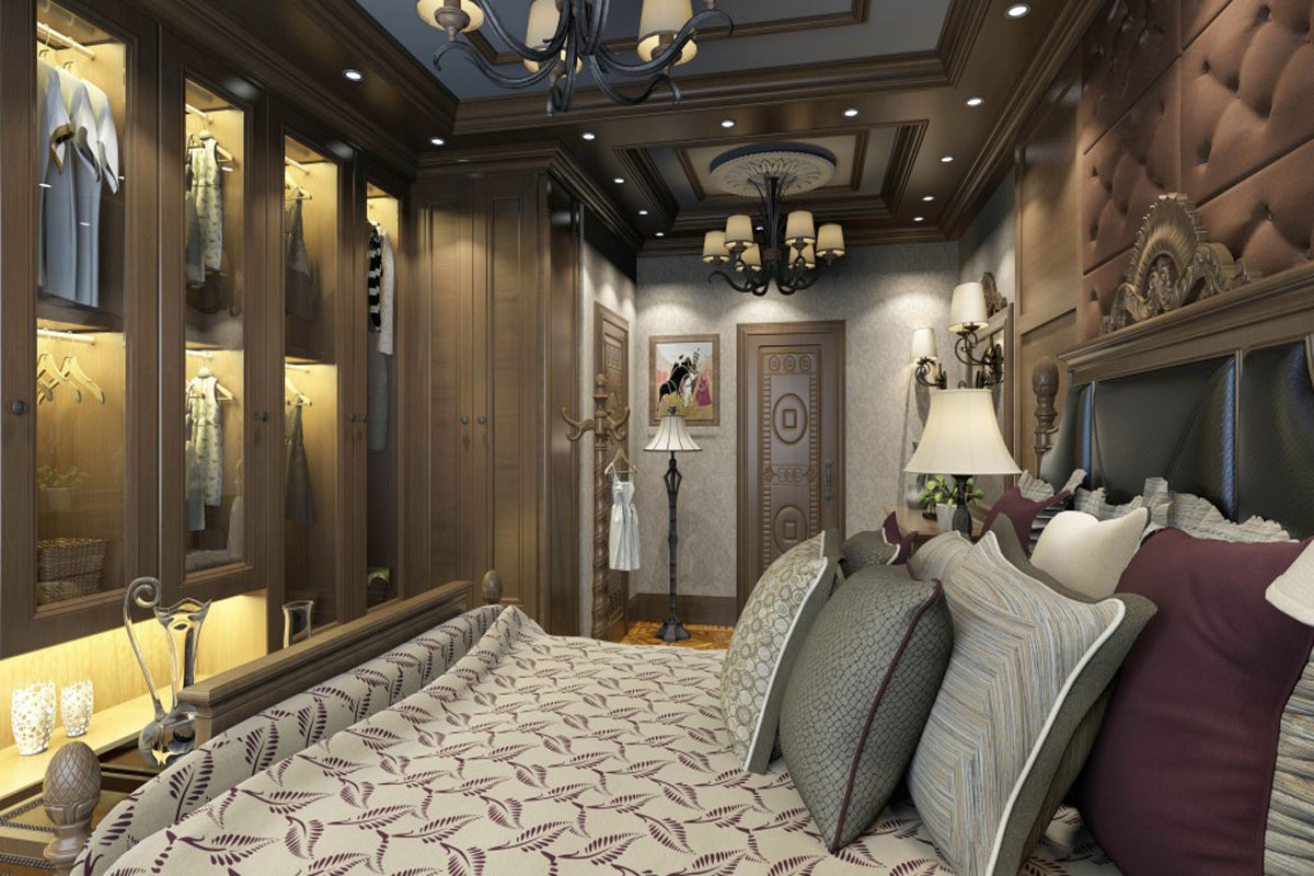 villa iç dekorasyon örnekleri1