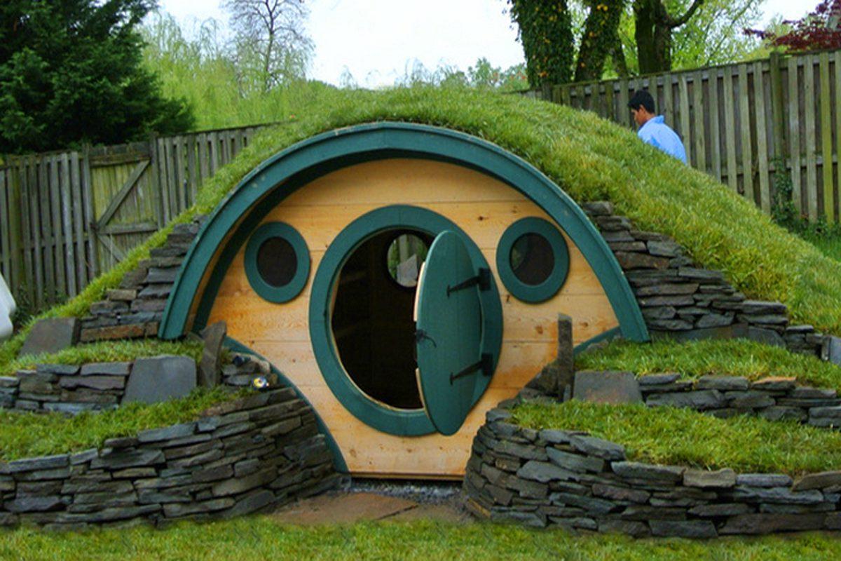 hobbit ev nasıl yapılır