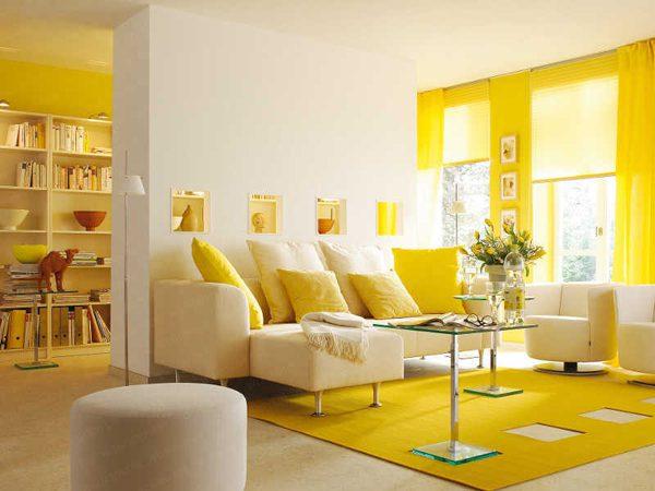 oturma odası rengi