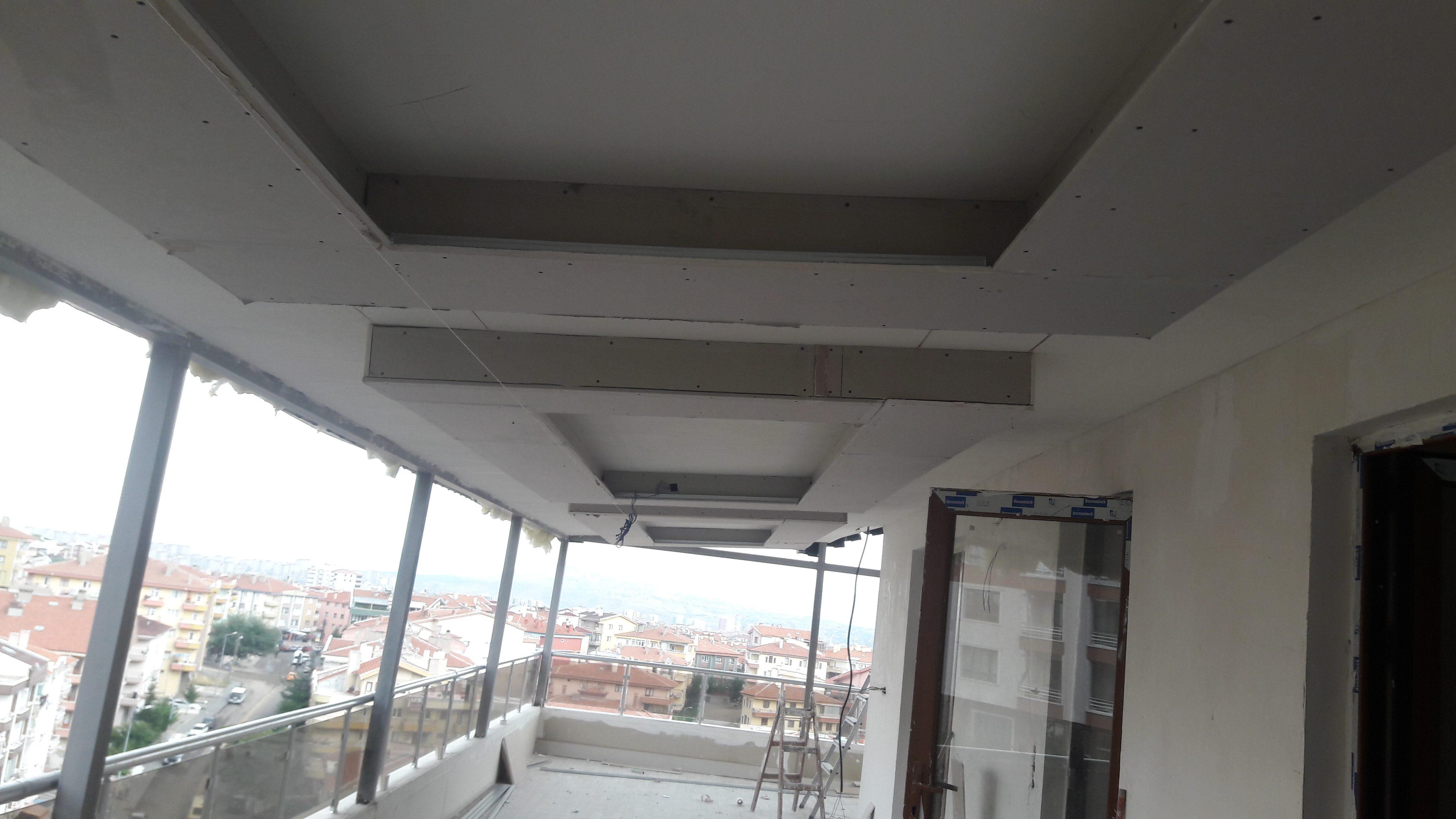 asma tavan işleri 1