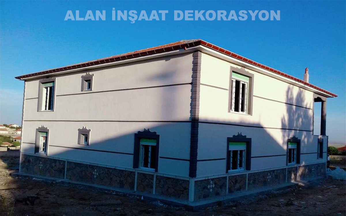 09.07.2018 (Güncel) Anahtar teslim betonarme inşaat.