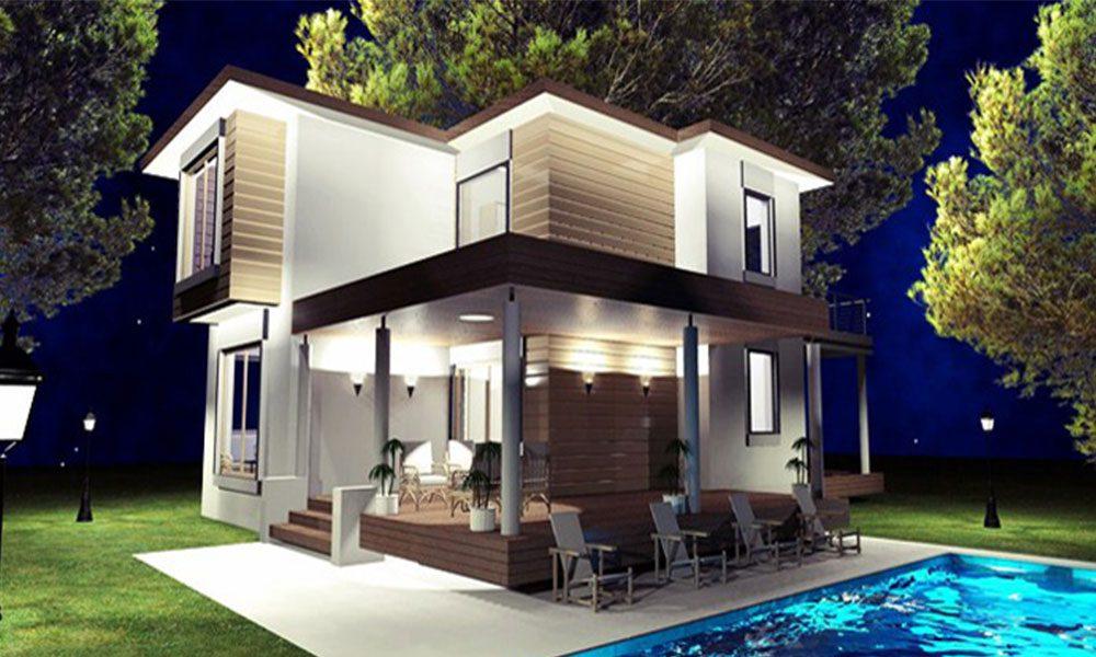 Villa model 3