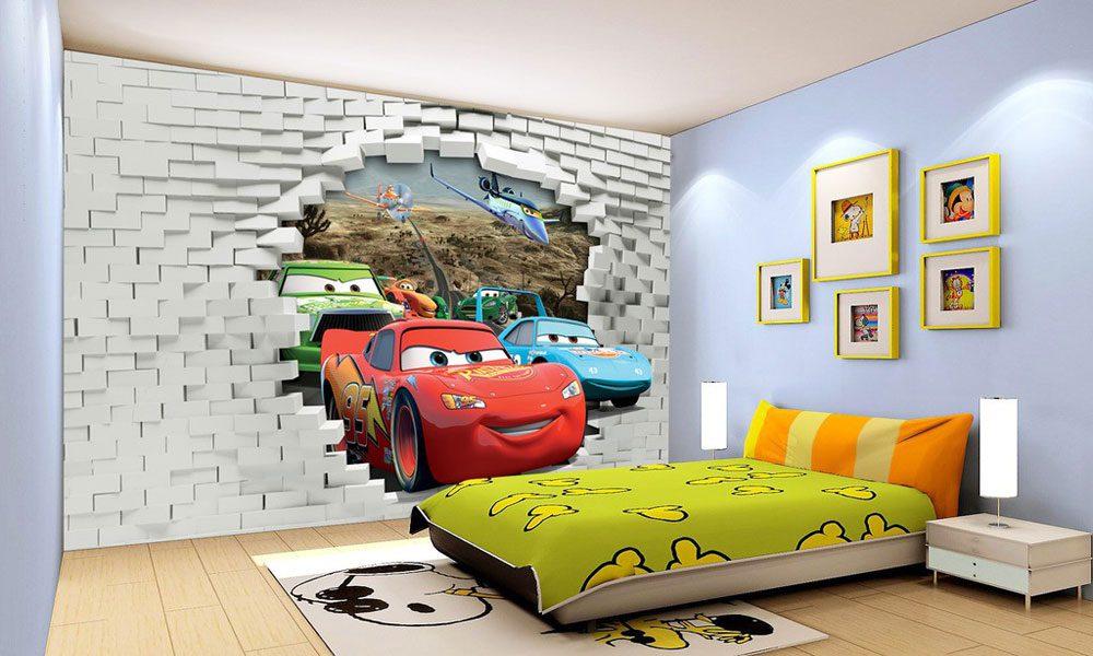 3 boyutlu duvar kağıdı örneği23