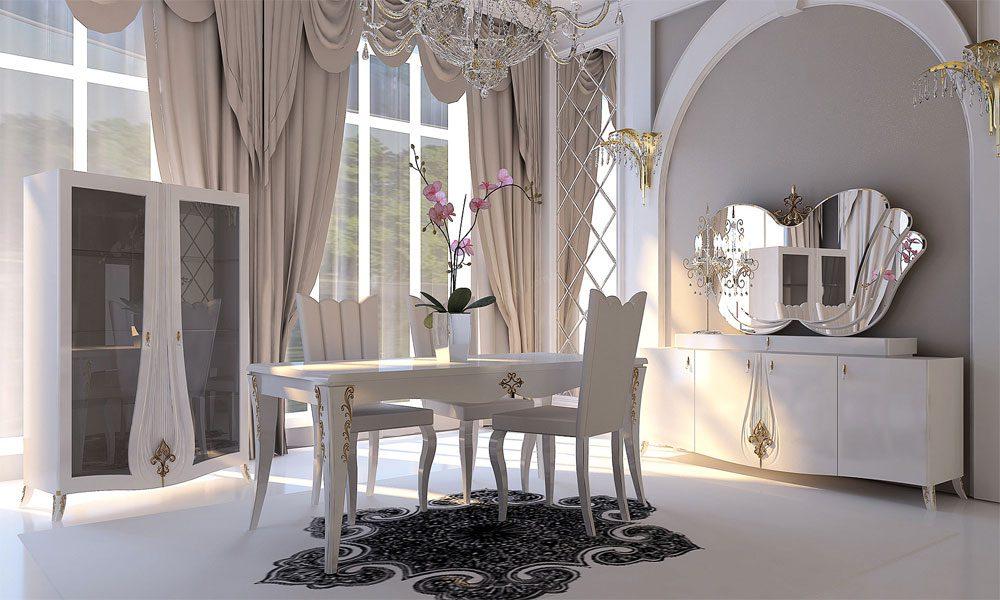 yemek odası ayna modeli18