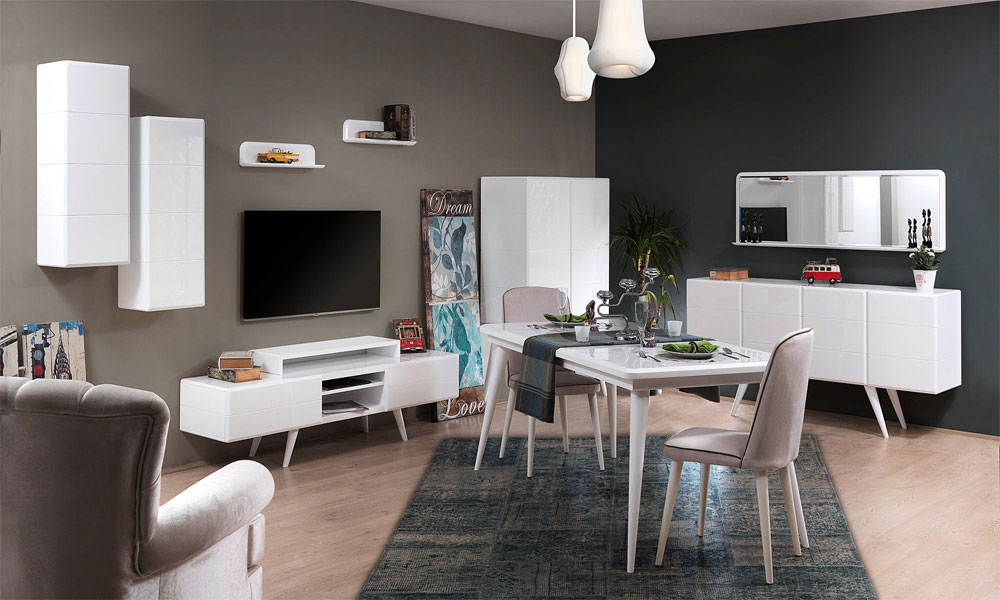 yemek odası ayna modeli8