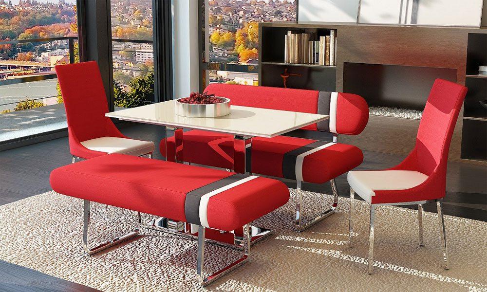banklı mutfak masası