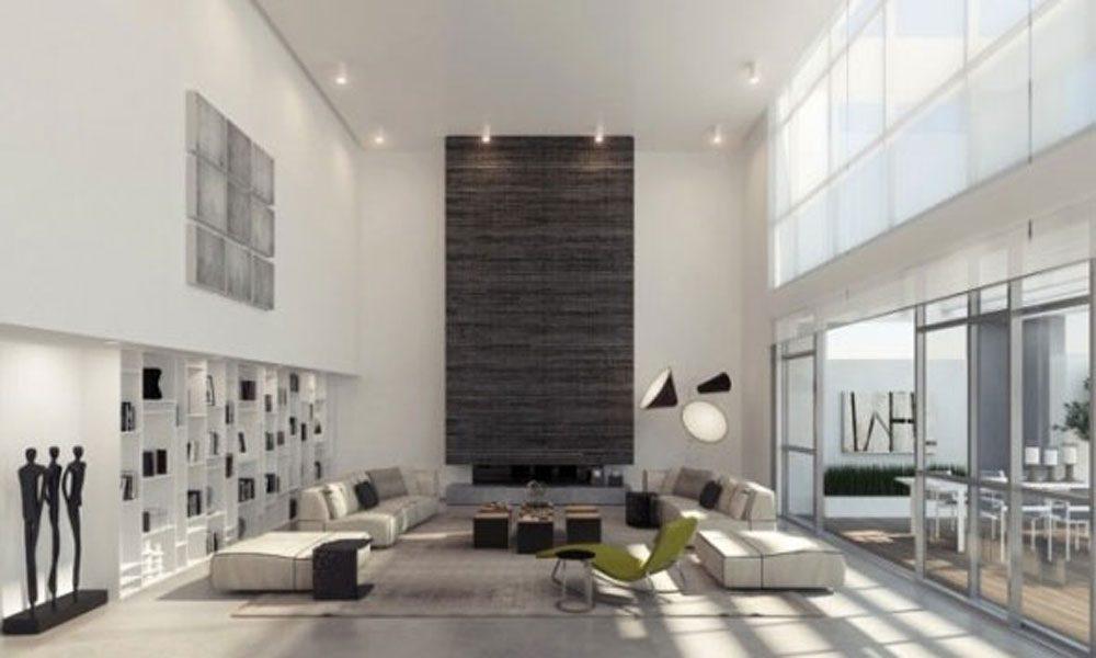 yüksek tavan dekorasyon örneği19
