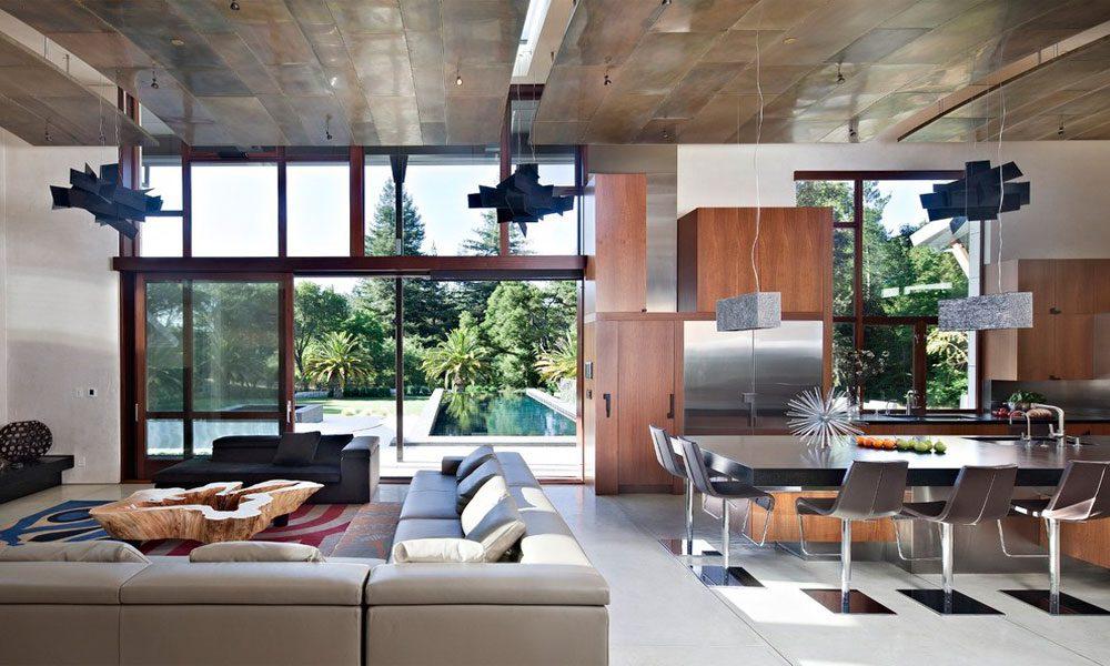 yüksek tavan dekorasyon örneği20
