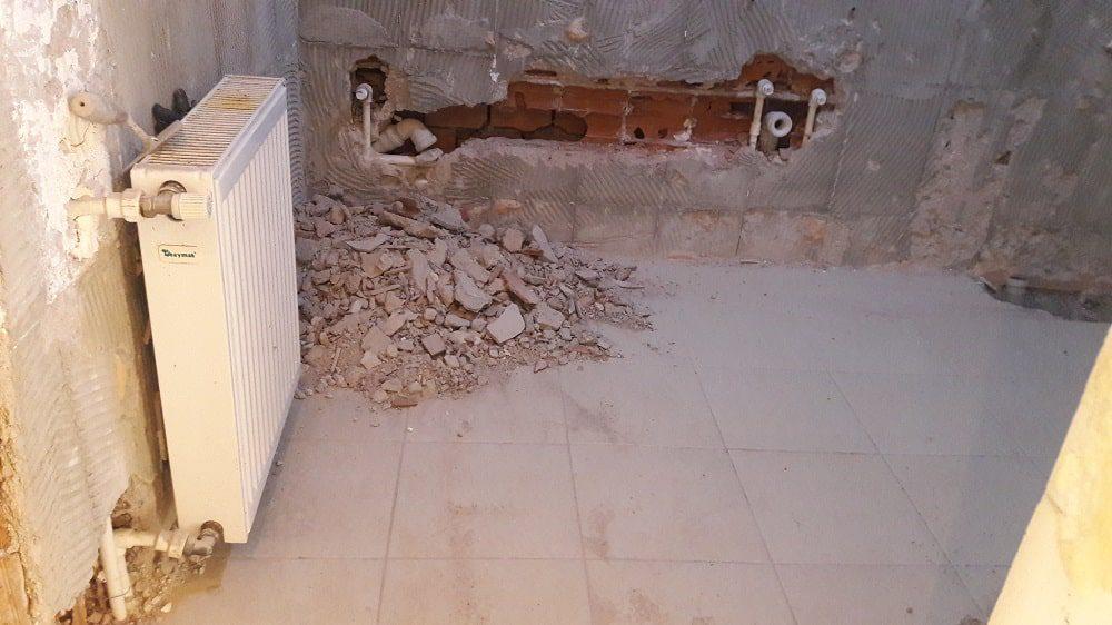 Eski banyoyu yenileme