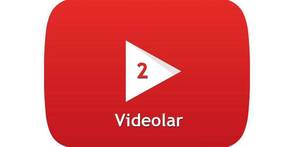 Tadilat Videoları