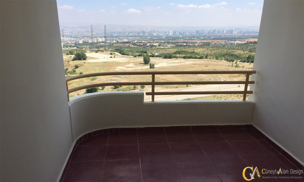 Bilkent'te Ev Yenileme İşimize Devam Ediyoruz13