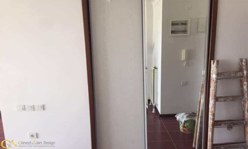 Bilkent'te Ev Yenileme İşimize Devam Ediyoruz11