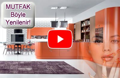 Mutfak Dekorasyonları Bizim İşimiz