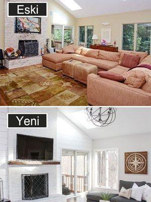 Ev Yenileme Modelleri Dekordelisi